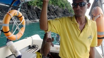 Fishing Adventure in the Andaman Sea