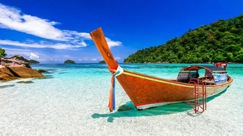 Full-Day Koh Lipe Island Snorkeling Tour from Langkawi