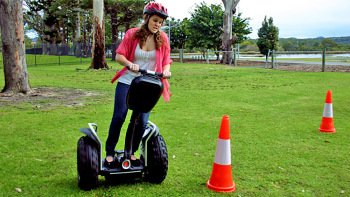 Mount Penang Parklands Introductory Segway Ride
