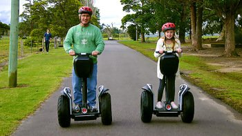 Mount Penang Parklands Ultimate Segway Adventure