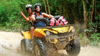 Full-Day Guided ATV & Snorkel Adventure with Lunch