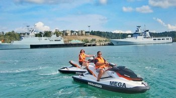 Half-Day Tour to Dayang Bunting Lake & The Langkawi Archipelago via Jet Ski