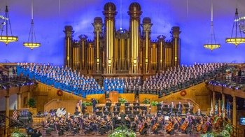 Mormon Tabernacle Choir Concert & Deluxe Bus Tour