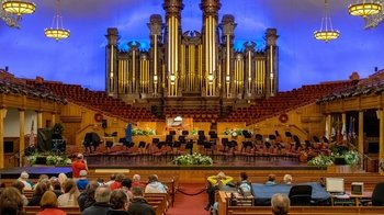 Mormon Tabernacle Choir Rehearsal & Deluxe City Bus Tour