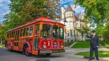 Salt Lake Trolley Sightseeing Tour