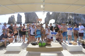 Private Cabo San Lucas Harbour Cruise