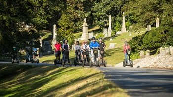 Hollywood Cemetery Segway Tour