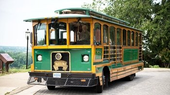 Guided History Tour of Richmond via Trolley