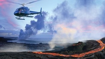 Full-Day Big Island Volcanoes Adventure Heli Flight & Tour
