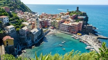 3-Day Cinque Terre Tour & Free Time in Santa Margherita Ligure