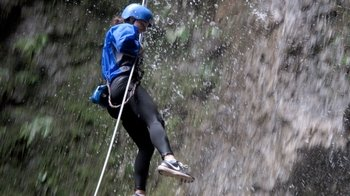 Half-Day Adventure Tour with Waterfall Rappel & Jumping
