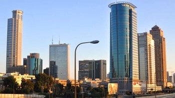 Guided City Sightseeing Tour of Tel Aviv