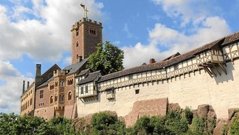 Full-Day Wartburg Castle & Martin Luther History Tour