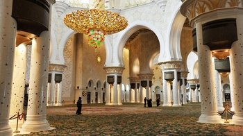 Private Full-Day Abu Dhabi City Excursion with Lunch