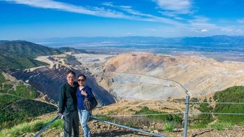 Kennecott Copper Mine & Great Salt Lake Tour