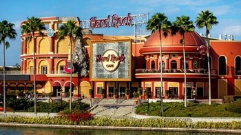 Skip-the-Line: Hard Rock Cafe Orlando with Priority Seating