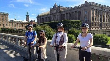 Small-Group Segway City Tour