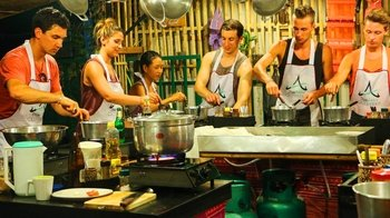 Small-Group Thai & Akha Cooking Class with Local Market Visit Option