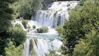 Private Krka National Park Full-Day Tour