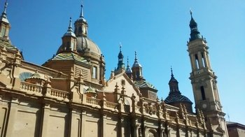Zaragoza Sightseeing Pass with AVE High-Speed Train Transfer from Madrid