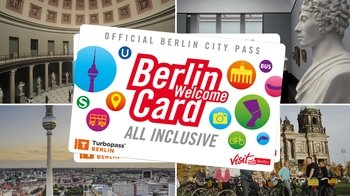 Official Berlin City Pass: Berlin Attractions and Travelcard
