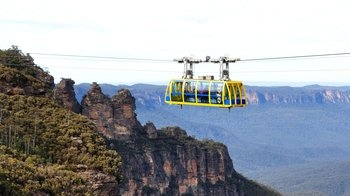 Full-Day Magical Blue Mountains Experience with Lunch & Ferry Cruise