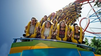 PortAventura Park & Ferrari Land Tickets with Express Train