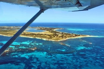 Scenic Flight to Rottnest Island