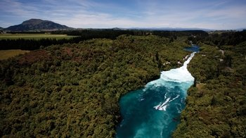 2-Day Waitomo Caves, Rotorua & Lake Taupo Tour with Hotel Accommodation