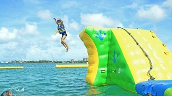 Admission to Splash Park Aruba