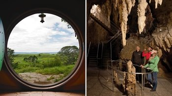 Full-Day Tour of Hobbiton Movie Set & Waitomo Caves