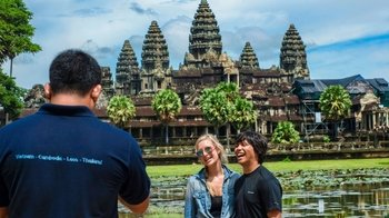 Private Angkor Temples & Overnight Buddhist Monastery Stay