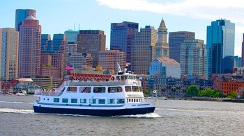 Guided Historic Trolley Tour & Boston Harbor Cruise or Mapparium Admission