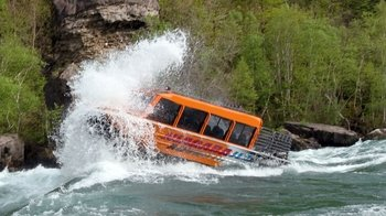 Niagara River Gorge Jet Boat Adventure