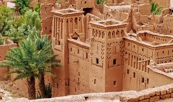 Full-Day Excursion to Ait Ben Haddou & Ouarzazate