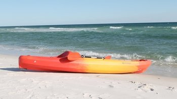 All-Day Single-Kayak Hire