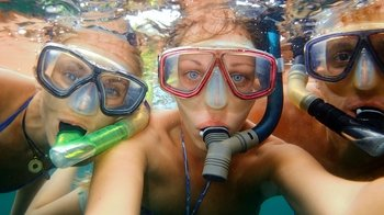 Shore Excursion: Rafting & Snorkeling Adventure in Kealakekua Bay