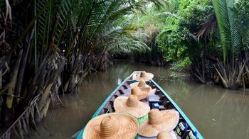 Private Full-Day Tapi River Tour with Thai Lunch & Monkey Training College ...