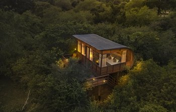 Private Overnight Luxury Camping & Leopard Safari in Yala National Park