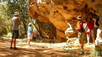 Windjana Gorge & Tunnel Creek Tour from Broome