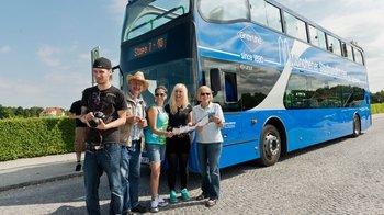 Ver la ciudad,Bus turístico