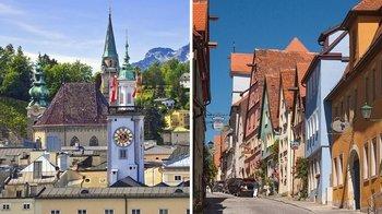 ,Excursion a Salzburgo,De 2 días