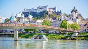 Salzach River Sightseeing Cruise