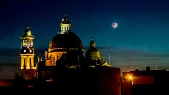 Nighttime Tour of Valletta, Mdina & Mosta with Malta 5D Show