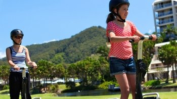Guided 60 Minute Segway Tour in Coffs Harbour