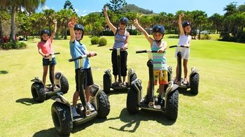 Guided Segway Tour through Novotel Pacific Bay Resort
