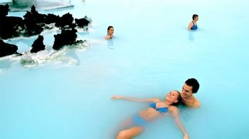 Blue Lagoon with Admission & Transport from Reykjavik