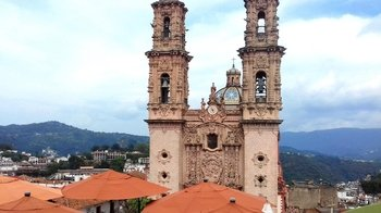 Private Taxco & Cuernavaca Cathedrals & Silver Day Trip