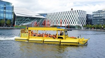 Viking Splash Amphibious Vehicle Sightseeing Tour