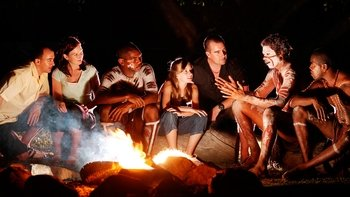 Evening Experience at Tjapukai Aboriginal Cultural Park with Dinner